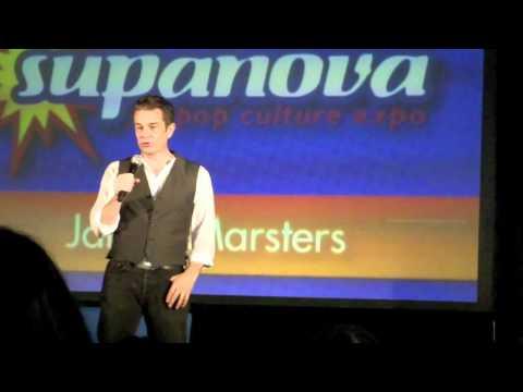 Supanova Seminar- James Marsters (Perth, 26/06/11)