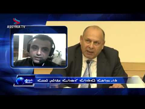 Assyria TV || Osama Edward interviews Ashur Giwargis ( APM) on Lebanese elections