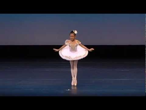 Amarra Hong, 11 - YAGP, Kitri Variation Music Videos