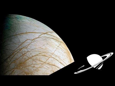 Rotation de la planète Jupiter