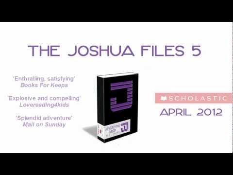 The Joshua Files 5: APOCALYPSE MOON book trailer 2012