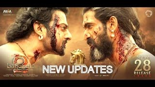 Baahubali 2 - The Conclusion | New Updates 2017