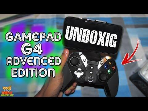 Unboxing GamePad G4 Advenced Edition GamerSir
