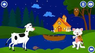 Hey Diddle Diddle Nursery Rhyme |  Animated Nursery Rhymes and Kids Songs