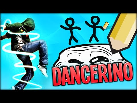 PLEASE EXPLAIN TO ME HOW EXACTLY IS THIS SUPPOSED TO BE DANCE (Draw My Thing #2)