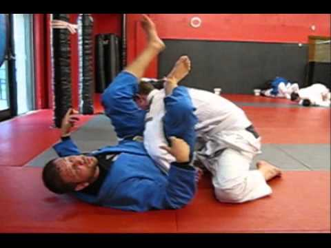 Brandon Quick Armbar Triangle Omoplata drill Image 1