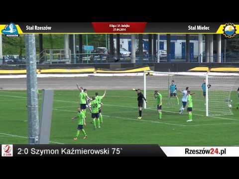 Rzeszow24.pl : Stal Rzeszów - Stal Mielec 2:0 (27.04.2014)