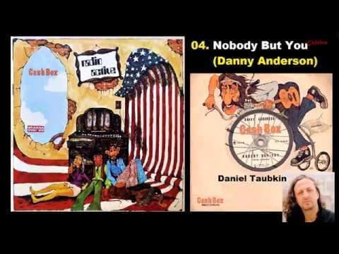 "LP ""Radio Active"" – 04. Nobody But You - Danny Anderson (Daniel Taubkin) (1972)"
