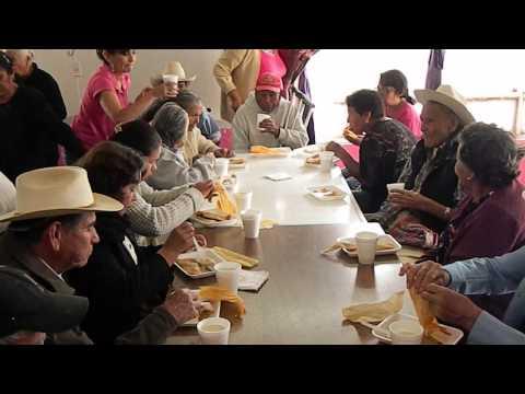 Realiza DIF de Zacoalco Posada Navideña para adultos mayores