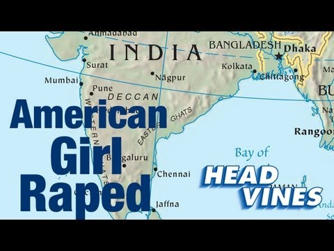 A 30 Year Old American Woman Was Raped While Hitchhiking Through India video