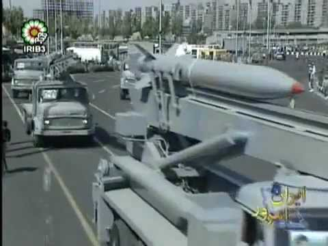 IRAN MILITARY HAVE ELECTRONIC WARFARE U.S.A. TOMAHAWK CRUISE MISSILE JAMMER