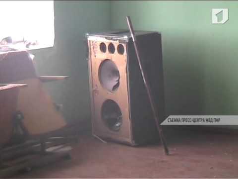 Из сельского клуба похищена музыкальная аппаратура