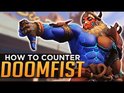Overwatch: Best DOOMFIST Counters & Misconceptions