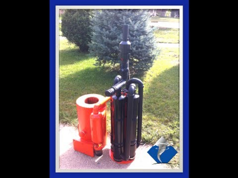 Storm Survival Systems Gasifier