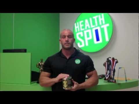 Health Spot Presents Cellucor C4 Watermelon Review by Andrew Risley