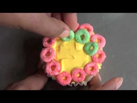 3 easy cupcake decorating ideas - YouTube