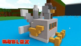 CAN TURKEY BOAT MAKE IT TO THE GOLD? ROBLOX