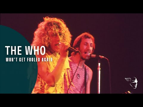 The Who - Won't Get Fooled Again (Live @ Texas, 1975)