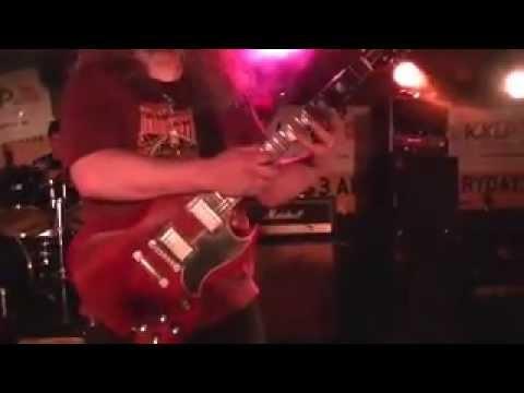 Frank Hannon Live @ Buster's 4-28-12 (Eruption guitar solo)