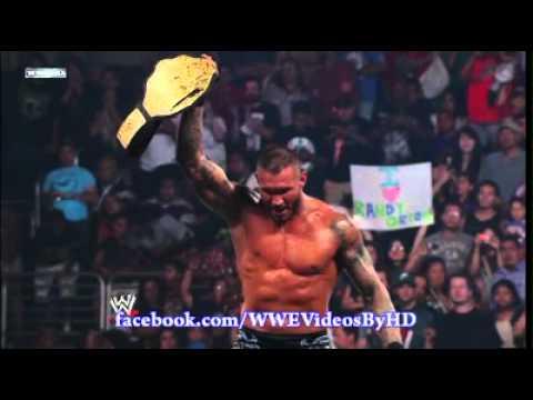 WWE Randy Ortan Theme Song