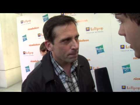 Stephen interviews Steve Carell