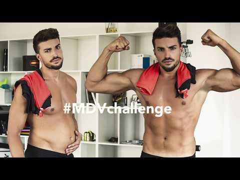 #MDVchallenge Free body workout No gym