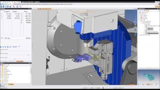 TopSolid'Cam | Haas UMC 750