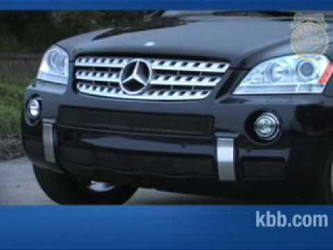 Mercedes-Benz M-Class Video Review - Kelley Blue Book