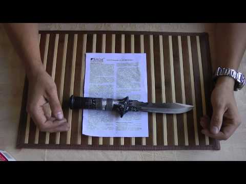 Как заставить ЧиПару летать + ТО двух ножей movie arkwars.ru