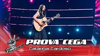 "Catarina Cardoso – ""Take me Home, Country Roads""   Prova Cega   The Voice Portugal"
