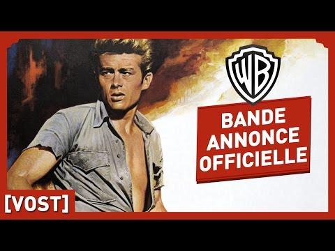 La Fureur De Vivre - Bande Annonce Officielle (VOST) - James Dean