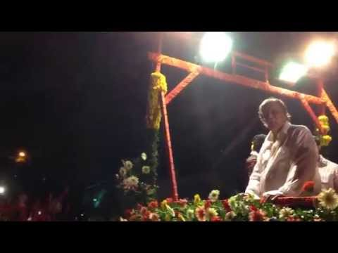 Aniruddha Bapu - Lord Ganesha Punarmilap Procession 2014 (Clip 50)