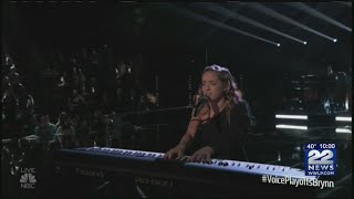 Download Lagu Brynn Cartelli among NBC's The Voice contestants performing in live playoffs Gratis STAFABAND
