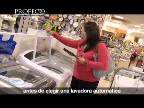 Estudio de Calidad de Lavadoras [Revista del Consumidor TV 28.1]