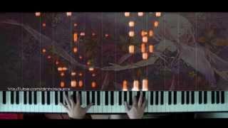 「Guilty Crown」 ED - Departures ~Anata ni Okuru Ai no Uta~ (piano solo) // EGOIST