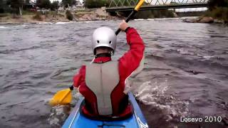 Folding Kayak Self-Rescue Reality Drama