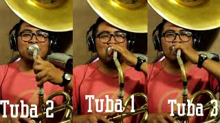 Solo de tuba // Transformers - Cover // Mundo Marching