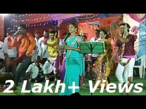 Chinni Chinni Danive O Pilla Telangana Folk Song by Jangi Reddy in Janumpally