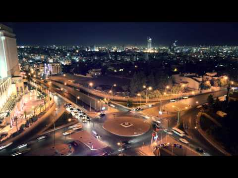 Amman - As Never seen Before (time lapse - trailer)