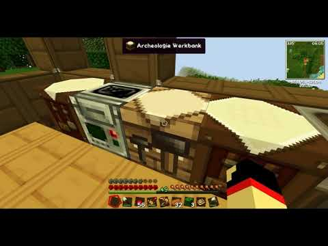 Lets Play Minecraft Jurassic World part 30 [German] Die technik
