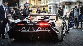 Top 10 RAREST Hypercars in London!!!