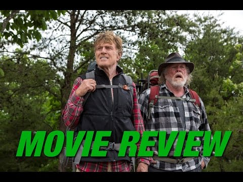 A Walk In The Woods - Movie Review