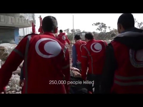 Syria: aid in the face of danger