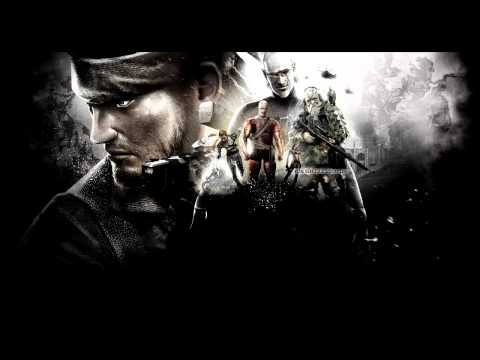 Metal Gear Solid 3 [Snake Eater] - Complete Soundtrack - 112 - Ocelot Youth ~ Confrontation