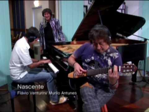 FLAVIO VENTURINI, TONINHO HORTA e ANDRE MEHMARI - Nascente