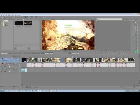 How to Fix Sony Vegas Pro Flickering Playback Problem & Rendering Problems (HD 1080p)