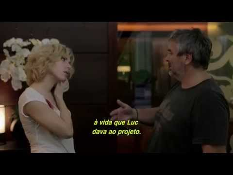 Making Of Lucy - Luc Besson No Set