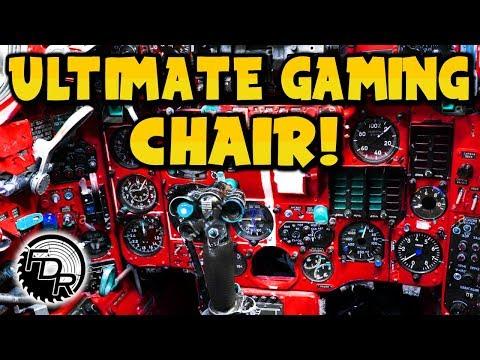 Farming Simulator 2017 - Ultimate Gaming Simulator Chair