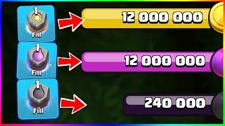 WE DID IT, GANG! (making clash of clans history)