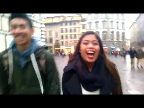 Study Abroad pt. I    Florence, Italy